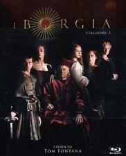 I BORGIA - STAGIONE 01 COFANETTO BLUE-RAY SERIE-TV