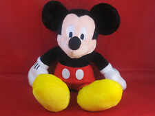 "Walt Disney Mickey Mouse 17"" Plush Disney Store"