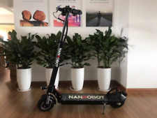 NANROBOT X4 PRO 500W 48V Foldable ELECTRIC SCOOTER High Speed US SHIP85% NEW