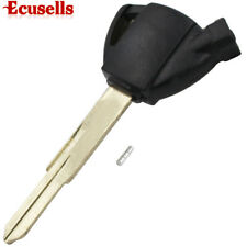 Black For Suzuki Motorcycle Key Blank With 3 Magnets for Burgman AN650
