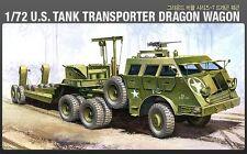 Academy 1/72 US M25 Tracktor M15 SemiTrailer Tank Transporter Dragon Wagon 13409