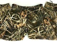 Cabela's Realtree Camo Men's Cargo Hunting Pants 38 REG Lightweight Cotton-Poly