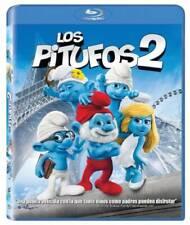 Los Pitufos 2 Blu-ray  REGION LIBRE.