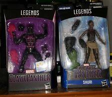 ?Marvel Legends: Black Panther WALMART EXCLUSIVE & Shuri?