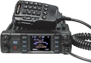 ANYTONE ATD578UVIII STANDARD DMR&ANALOG 144/220/440 VHF/UHF AMATEUR MOBILE RADIO
