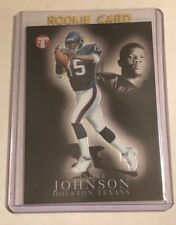 2003 topps pristine Andre Johnson Rookie 185/499 Texans