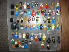 60 FIGURINE LEGO PORTE CLE DARK VADOR PIRATE POLICE FABULAND STAR WARS ANIMAUX