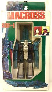 Vintage 1985 Macross Henkei SDF-1 Taiwan KO 100% Complete In Box Robotech