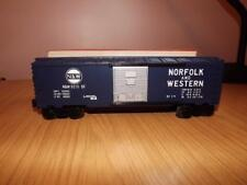 Xa317: Lionel O Gauge Great Northern GN 9215 Box Car - Exc/Boxed