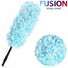 MICROFIBRE CLEANING DUSTER BENDABLE FEATHER HAND WASHABLE DUST DIRT WASH CLOTH