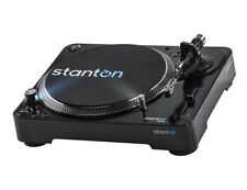 Stanton T.62 M2 DJ Deck Turntable + Deckadance DVS Software