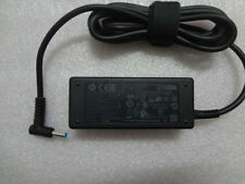 """NEW Original OEM 19.5V 2.31A For HP 15-DB0011DX 15.6"""" Laptop 854054-002 45W Cord"""