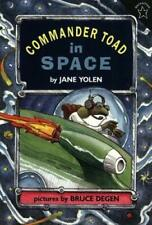 Commander Toad in Space by Yolen, Jane