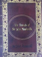 Sir John Mandeville - The Travels of Sir John Mandeville-ExLibrary