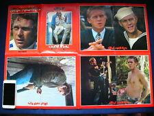1981 Steve McQueen Japan VINTAGE POSTER VERY RARE