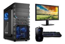 Gamer PC Komplett-Set Ryzen 3100 4x 3.90GHz RX580 8GB Gaming Special