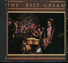 CREAM - Strange Brew (The Very Best Of) - CD Album *Hits**Collection**Singles*