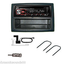 Renault Megane (2007>) Fitting Kit + Pioneer DEH-4900DAB Radio Car CD MP3 Stereo