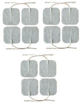 Decenas De Electrodos Con Almohadillas Autoadhesivas decenas De Electrodos De 5cm X 5 Cm Pack De 12