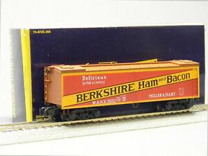 LIONEL AMERICAN FLYER BERKSHIRE HAM & BACON WOODSIDE BOXCAR S GAUGE 2119080 NEW