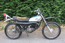 Honda MT125 Elsinore K0 1974 Two Stroke Trail Bike US Import Barn Find