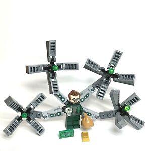 Dr Octopus Dark Green Doc Ock 76174 Spider-Man Marvel Hero LEGO Minifigure