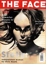 THE FACE September 2002 STELLA McCARTNEY Alexander McQueen MARIANNE SCHROEDER