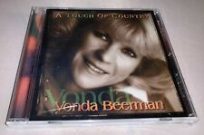 Vonda Beerman - Touch of Country [New CD]