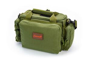 Hochwertiger Range Bag | Pistolentasche, Revolver, Munition, Zubehör | Gunsmith