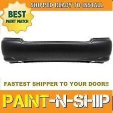 Fits; 2006 2007 2008 Toyota Corolla S Rear Bumper Painted to Match (TO1100209)