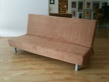 REPLACEMENT COVER FOR IKEA BEDDINGE SOFA BED - NATURAL BEIGE