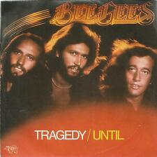 disco 45 GIRI BEE GEES TRAGEDY UNTIL