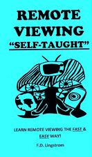 REMOTE VIEWING BOOK