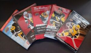 UPPER DECK TIM HORTONS HOCKEY COLLECTOR'S ALBUM ALL YEARS YOU PICK