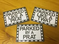 30 Parking Notice Pack Fixed Penalty Notice Joke Parking Tickets Fake Wind up