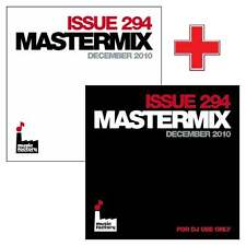Mastermix Issue 294 Twin DJ CD Set Mixes ft Jive Bunny's Big Christmas Party Mix