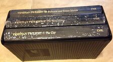 Venetian Trilogy Twilight Box Set I II III Hardcover Book Franco Maria Ricci