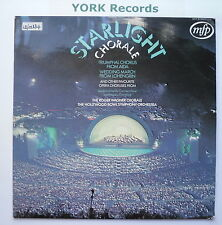 MFP 2144-Starlight Chorale-Robert Wagner Chorale-Excellent ARNAQUE LP record