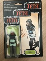 Kenner - Star Wars - Nikto Figure Carded - New And Comes With Case