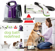Bissell BARKBATH Tool Kit Pet Bath Pet Wash & Groom 36984 + 1842