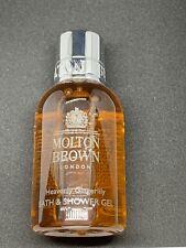 """MOLTON BROWN LONDON """"HEAVENLY GINGERLILY"""" BATH & BODY WASH GEL (1.7oz/50ml) NEW"""