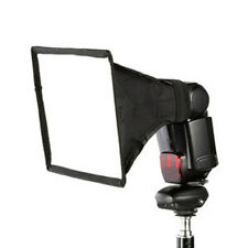 Soft Box Diffuser for Flash Light Speedlite Universal Portable Softbox