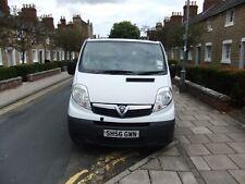 Vauxhall Vivaro 2900 1.9 diesel Crew cab 6 Speed Van