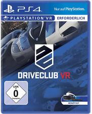 DriveClub (SOLO PARA VR) PS4 PlayStation 4 NUEVO + Embalaje orig.