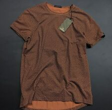 New Scotch & Soda T-shirt in brushed jersey quality 139726 Sale Sample Size L