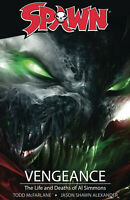 Spawn TPB Vengeance Softcover Graphic Novel