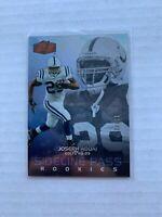 JOSEPH ADDAI 2006 Flair Showcase Sideline-Pass ROOKIE Card Colts #114/199 #230