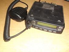 iCom IC-F621-2-TR Trunking Mobile Radio W/ Microphone AFJIC-F621-2