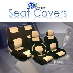 2005 2006 2007 2008 2009 For Scion tC Seat Covers Set - New
