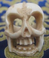 Antique Master Quality Handmade Tibetan Yak Bone Ring, Nepal